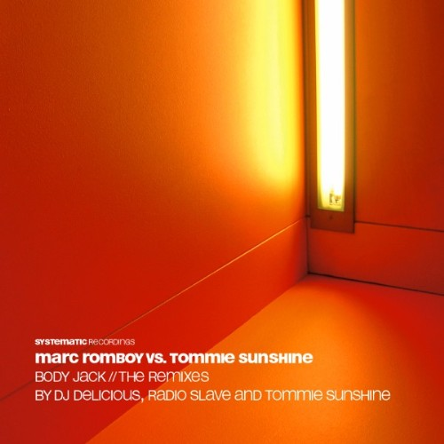 ROMBOY, Marc vs TOMMIE SUNSHINE - Body Jack (remixes)
