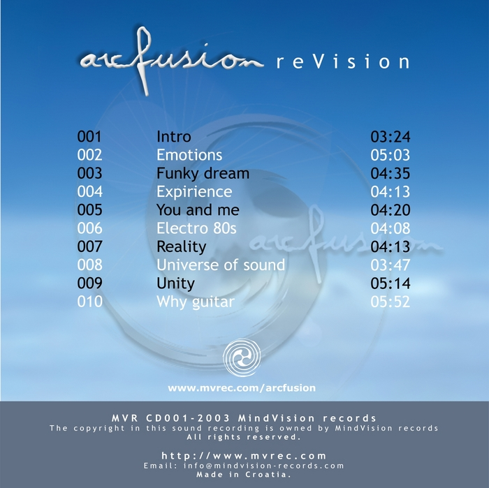ARCFUSION - ReVision
