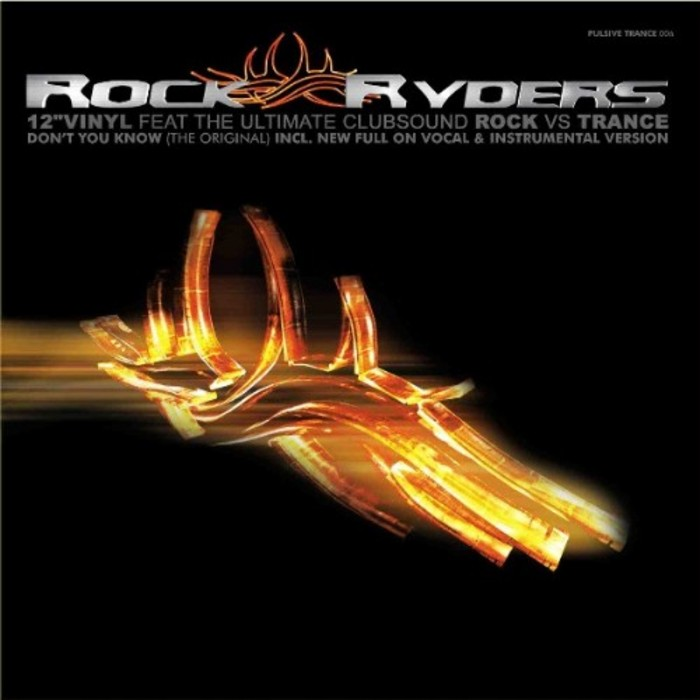 ROCK RYDERS - Don't You Know?