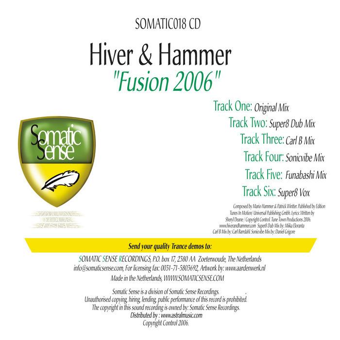 HIVER & HAMMER - Fusion 2006