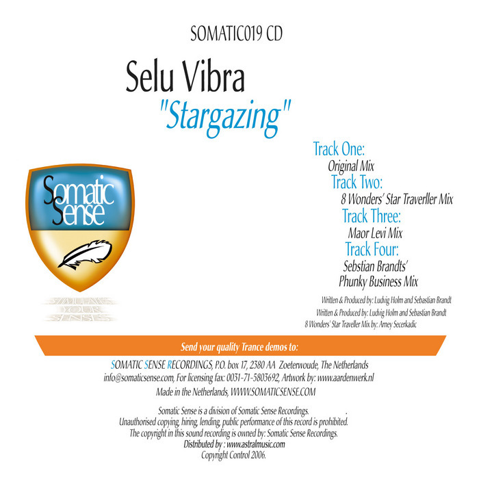SELU VIBRA - Stargazing