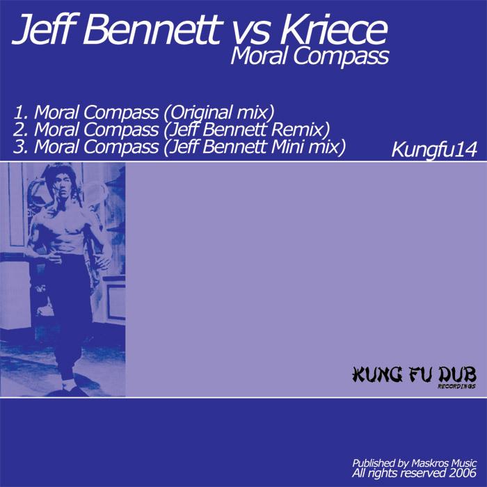 BENNETT, Jeff vs KRIECE - Moral Compass
