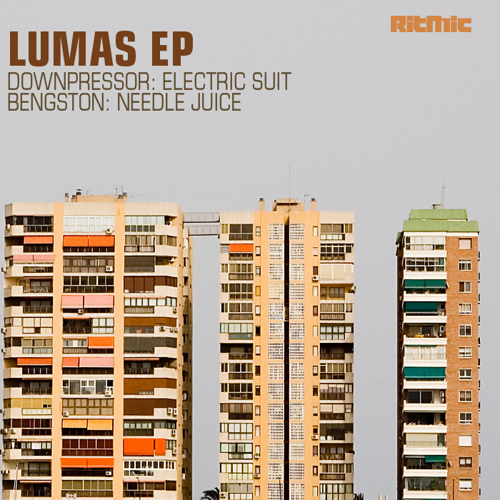 BENGSTON/DOWNPRESSOR - Lumas EP