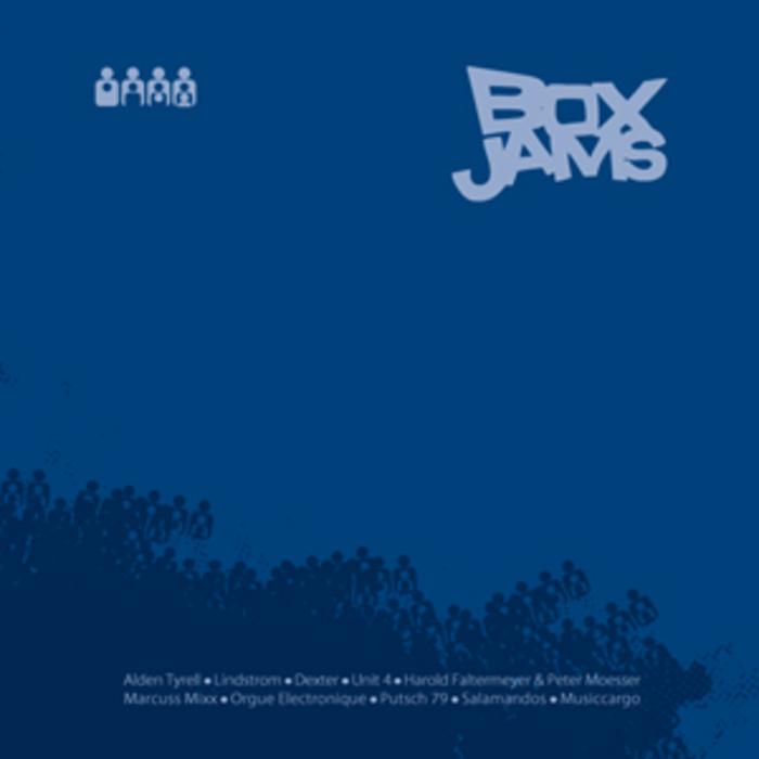 VARIOUS - Box Jams