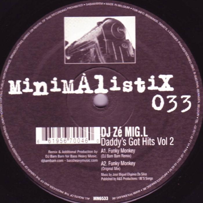 DJ ZE MIG L - Daddy's Got Hits Vol 2