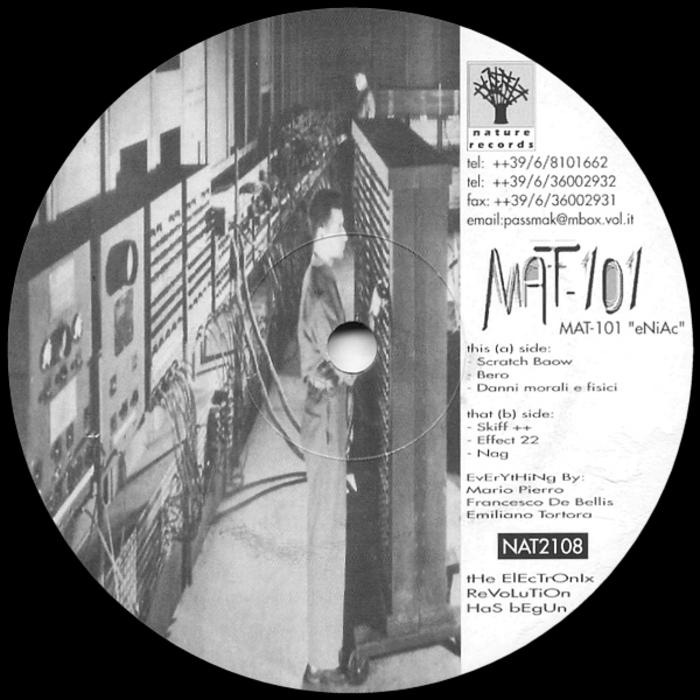 MAT 101 - Eniac