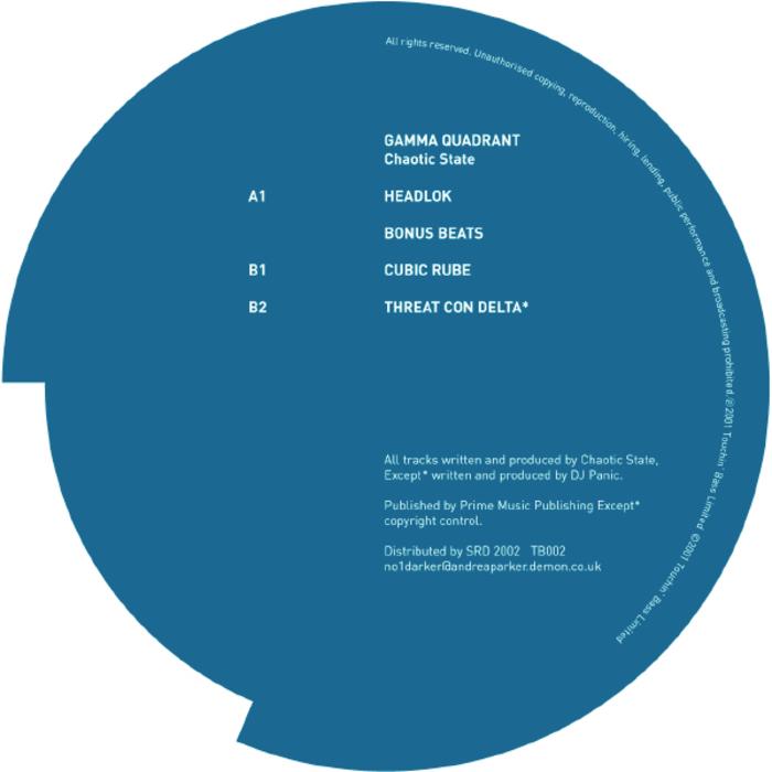 CHAOTIC STATE - Gamma Quadrant EP
