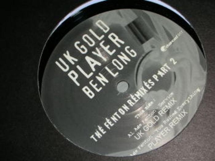 FENTON, Ade - Ade Fenton Presents The Remixes Part 2