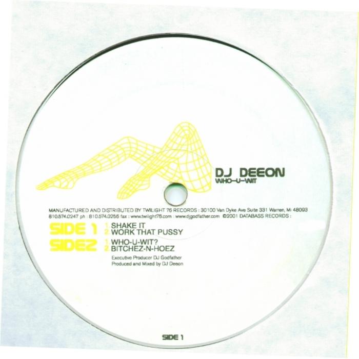DJ DEEON - Who-U-Wit