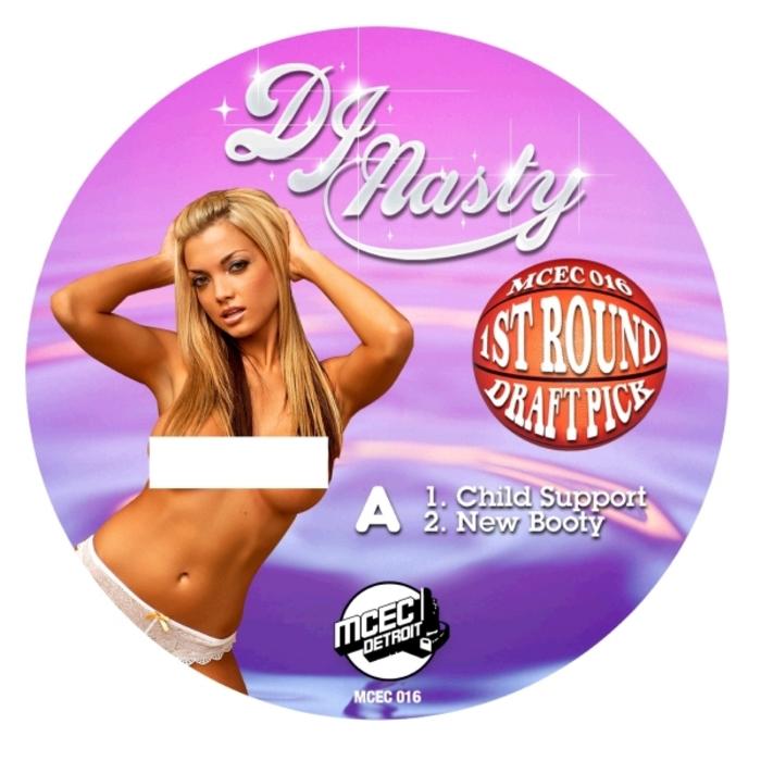 DJ NASTY - 1st Round Darft Pick