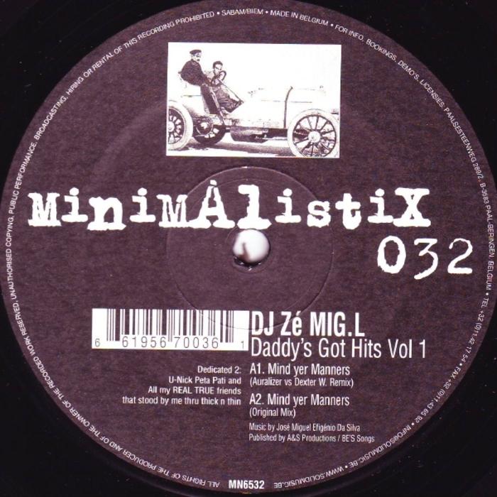 DJ ZE MIG L - Daddy's Got Hits Vol 1