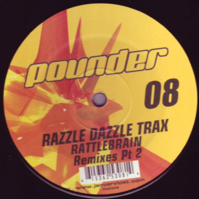 RAZZLE DAZZLE TRAX - Rattlebrain Remixes Vol 2