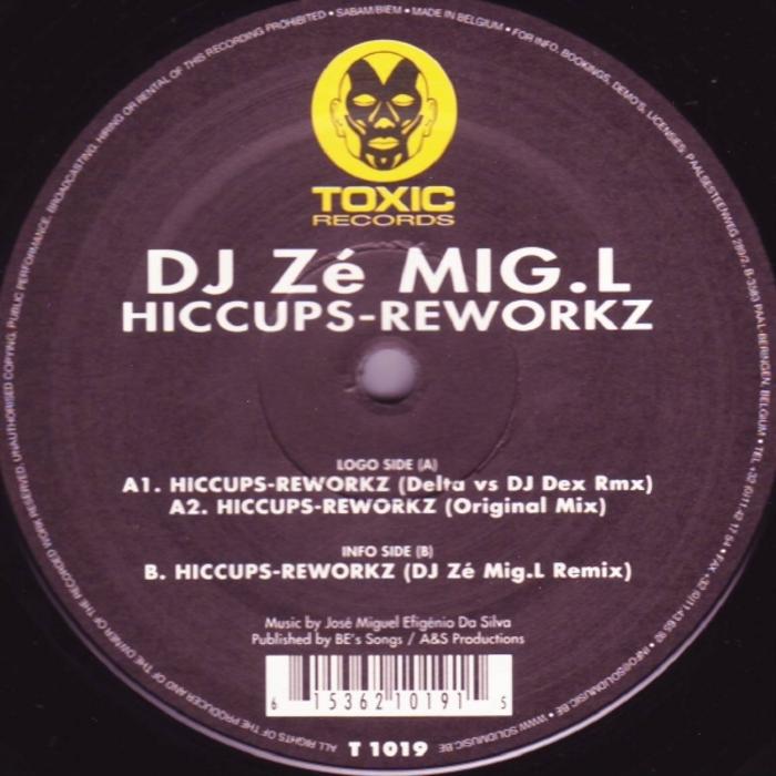 DJ ZE MIG L - Hiccups-Reworkz
