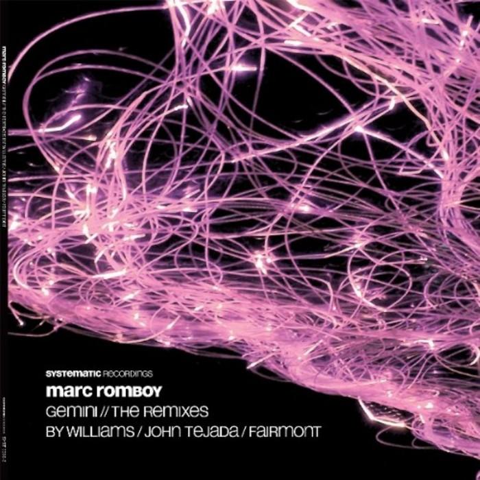 ROMBOY, Marc - Gemini (The Remixes)