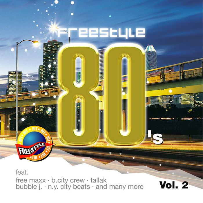 VARIOUS - Freestyle 80's Vol 2