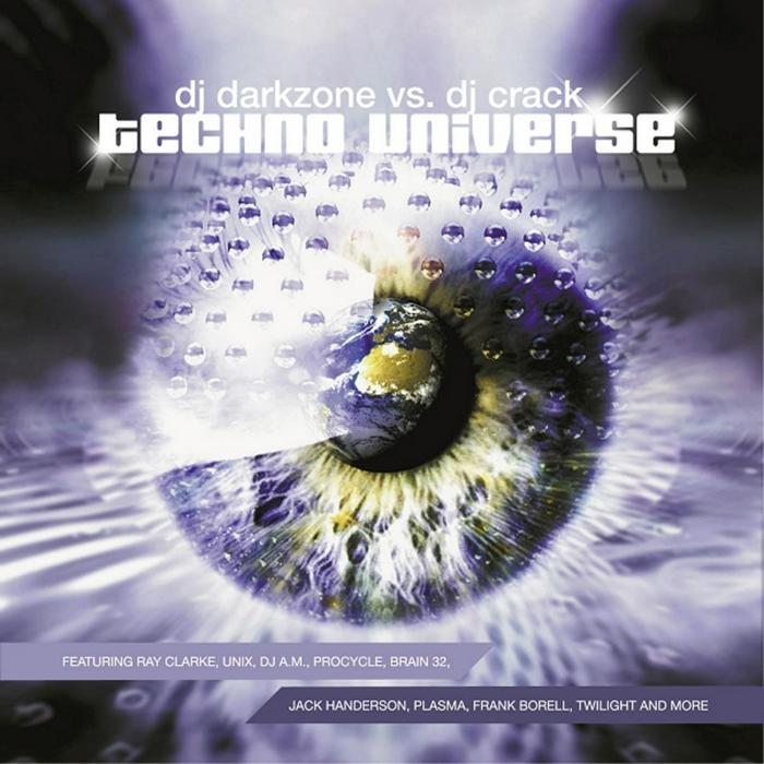 VARIOUS - DJ Darkzone vs DJ Crack - Techno Universe