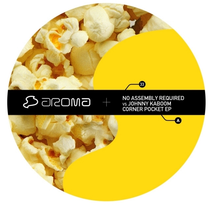 NO ASSEMBLY REQUIRED vs JOHNNY KABOOM - Corner Pocket EP