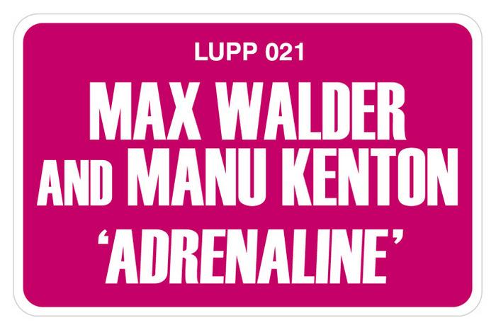 WALDER, Max/MANU KENTON - Adrenaline