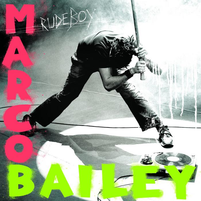 BAILEY, Marco - Rudeboy