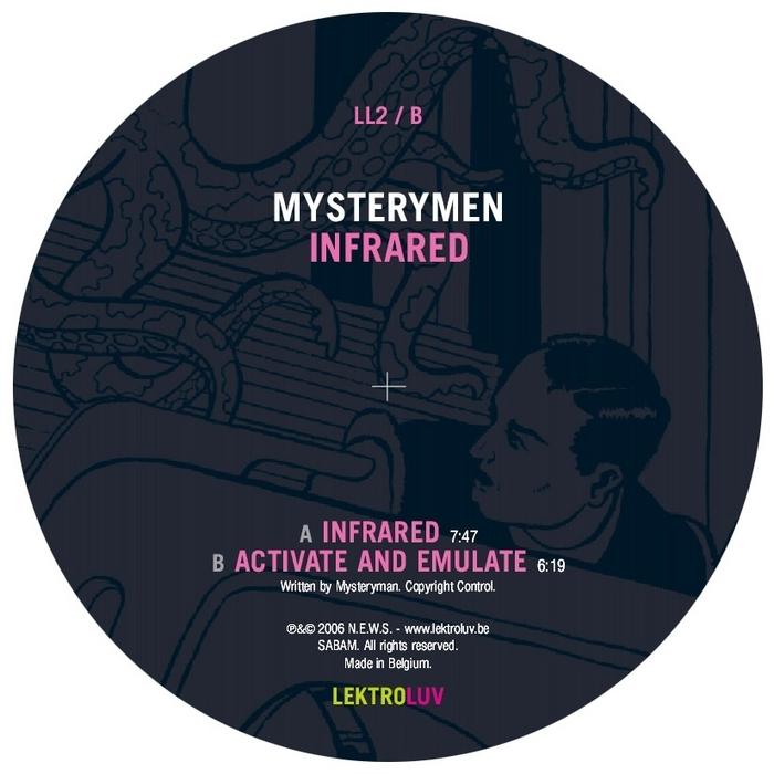 MYSTERYMEN - Infrared