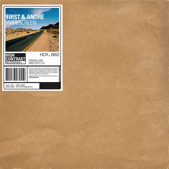 FIRST & ANDRE - Widescreen