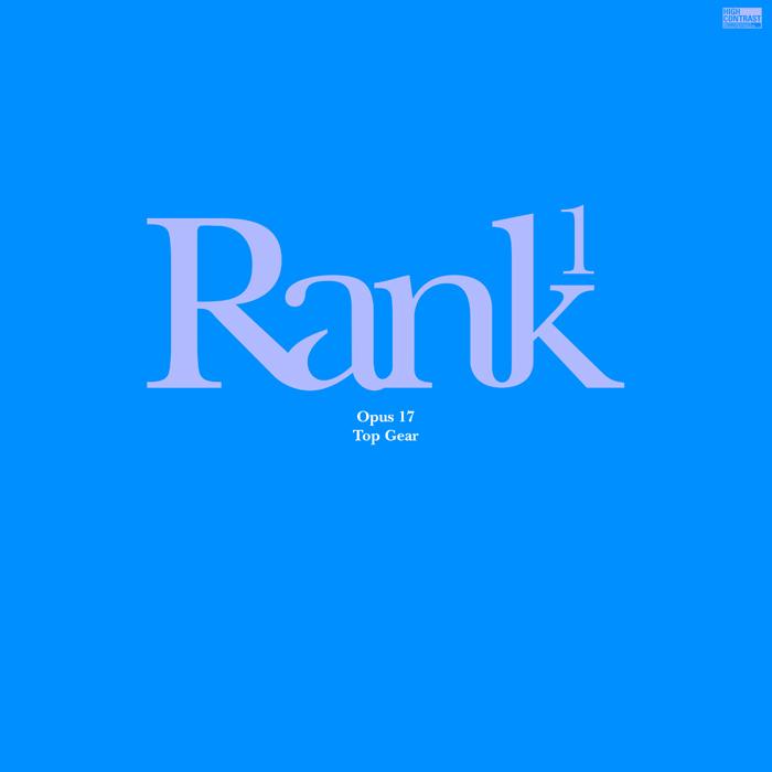 RANK 1 - Opus 17