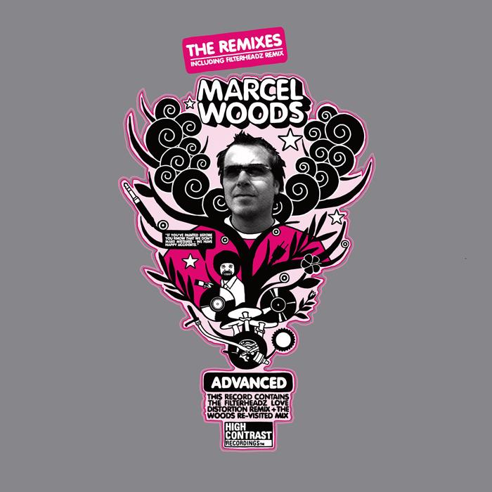 WOODS, Marcel - Advanced (Filterheadz remix)