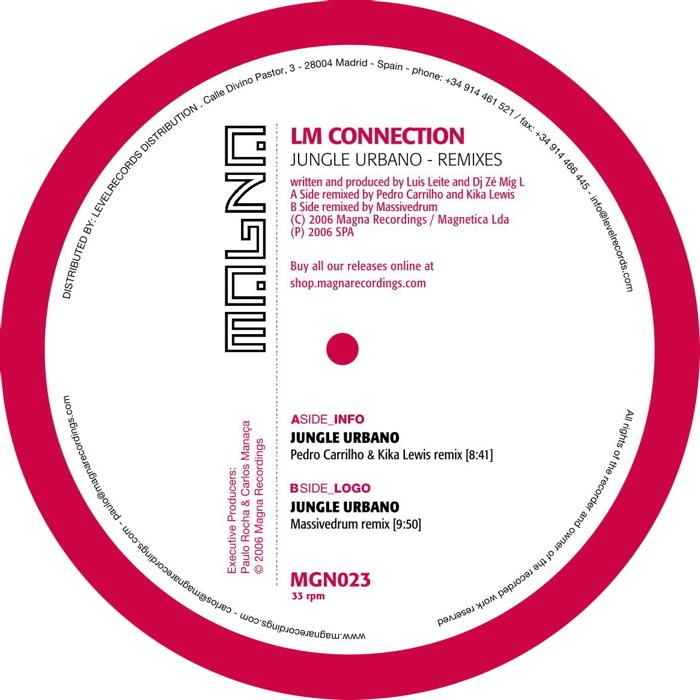 LM CONNECTION - Jungle Urbano (remixes)