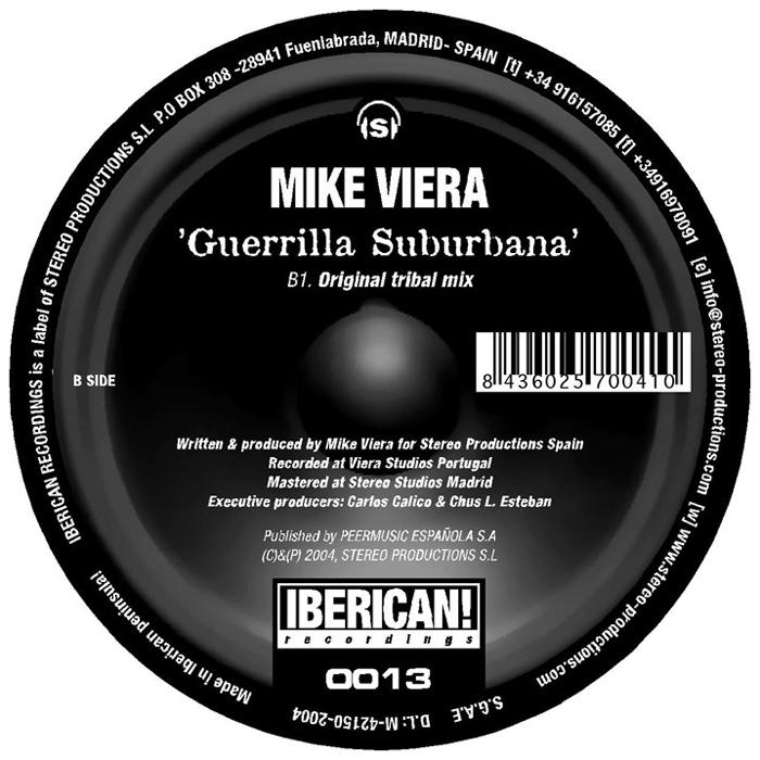 VIERA, Mike - Guerrilla Suburbia