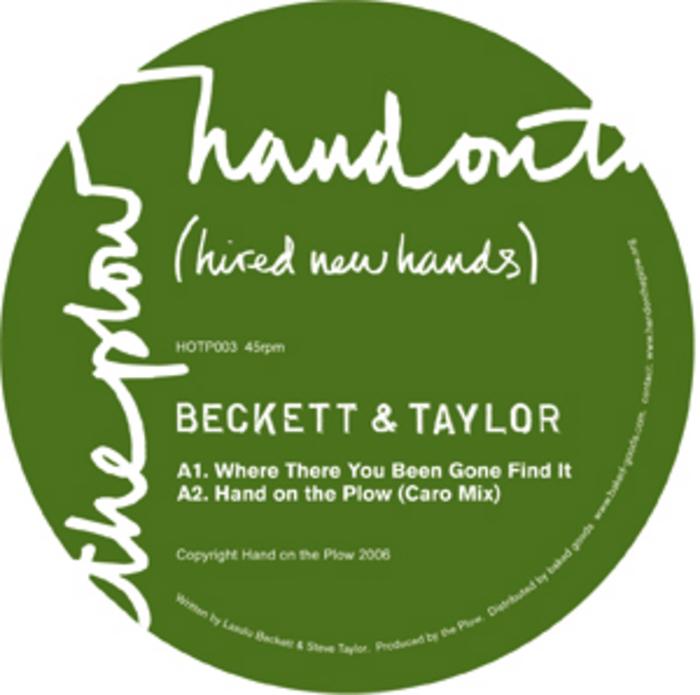 BECKETT & TAYLOR - Hired New Hands