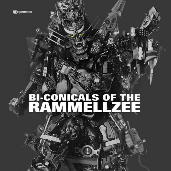 RAMMELLZEE, The - The Bi-Conicals Of The Rammellzee