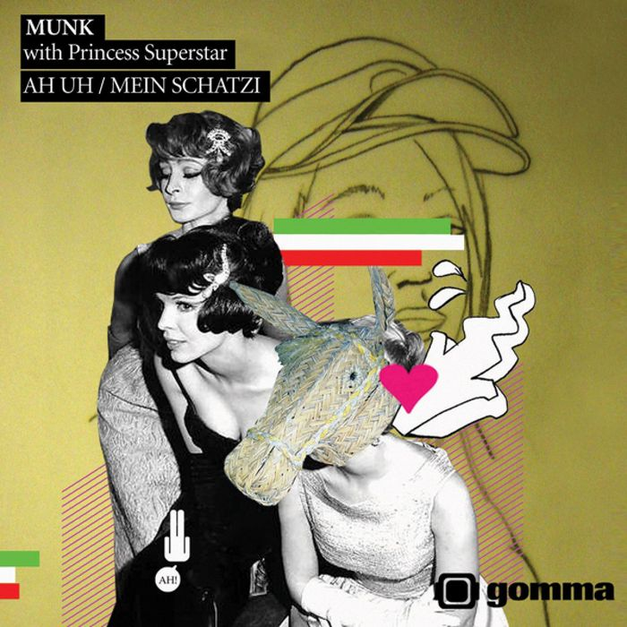 MUNK/PRINCESS SUPERSTAR - Mein Schatzi
