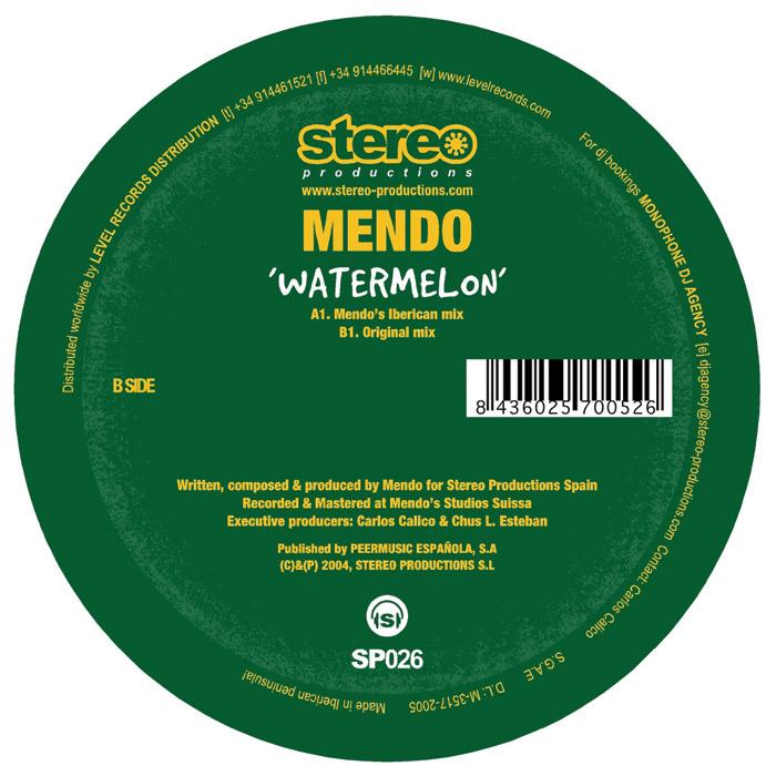 MENDO - Watermelon