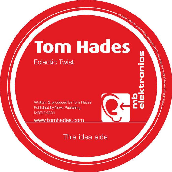 HADES, Tom - Eclectic Twist