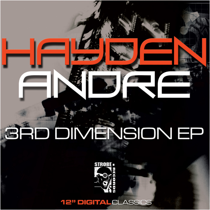 ANDRE, Hayden - 3rd Dimension EP