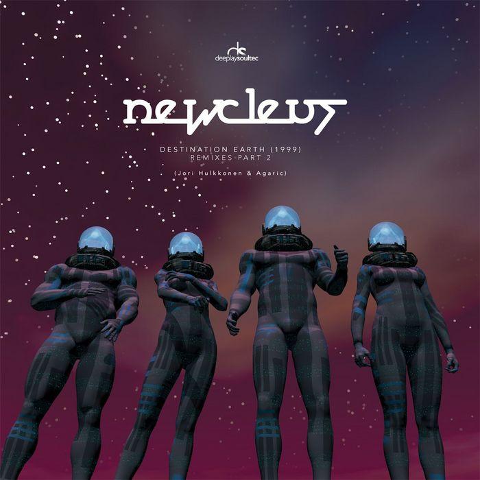 NEWCLEUS - Destination Earth 1999 (Remixes Part 2)