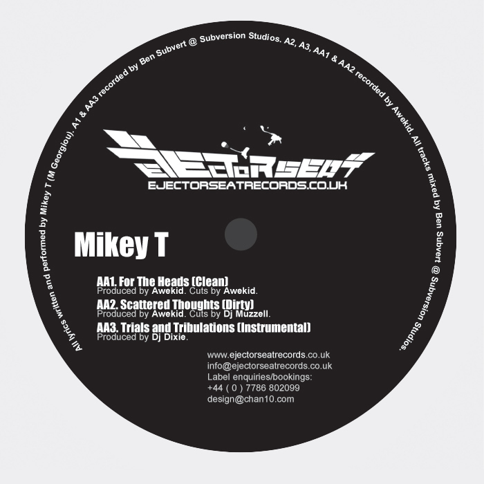 MIKEY T/DJ DIXIE/AWEKID - The Genuine Article