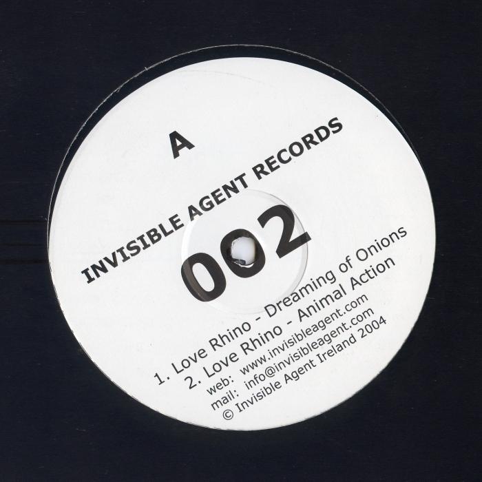 2BIT/LOVERHINO - Invisible Agent 002