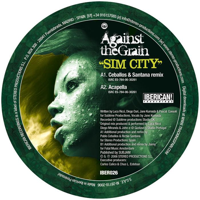 AGAINST THE GRAIN - Sim City