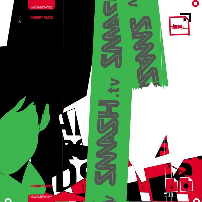 SMASH TV - Nobody (Remixes)