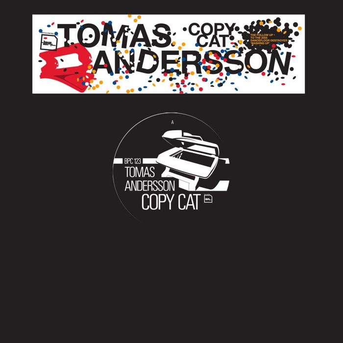 ANDERSSON, Thomas - Copy Cat