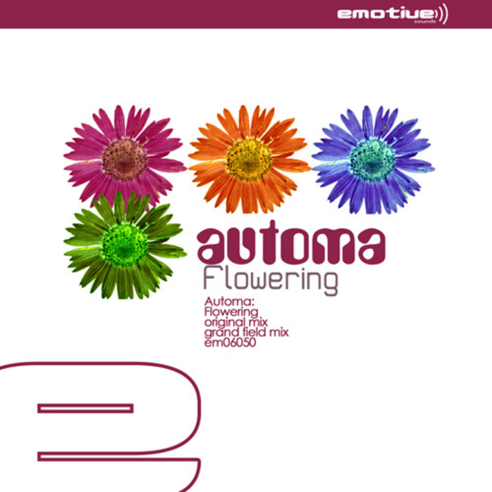 AUTOMA - Flowering