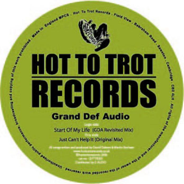 GRAND DEF AUDIO - Start Of My Life