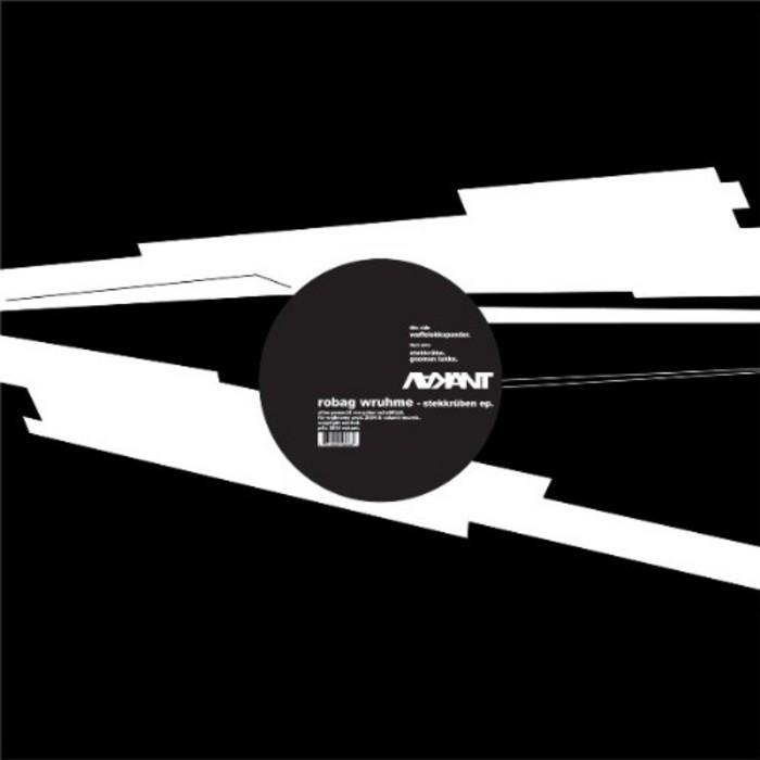 WRUHME, Robag - Stekkruben EP