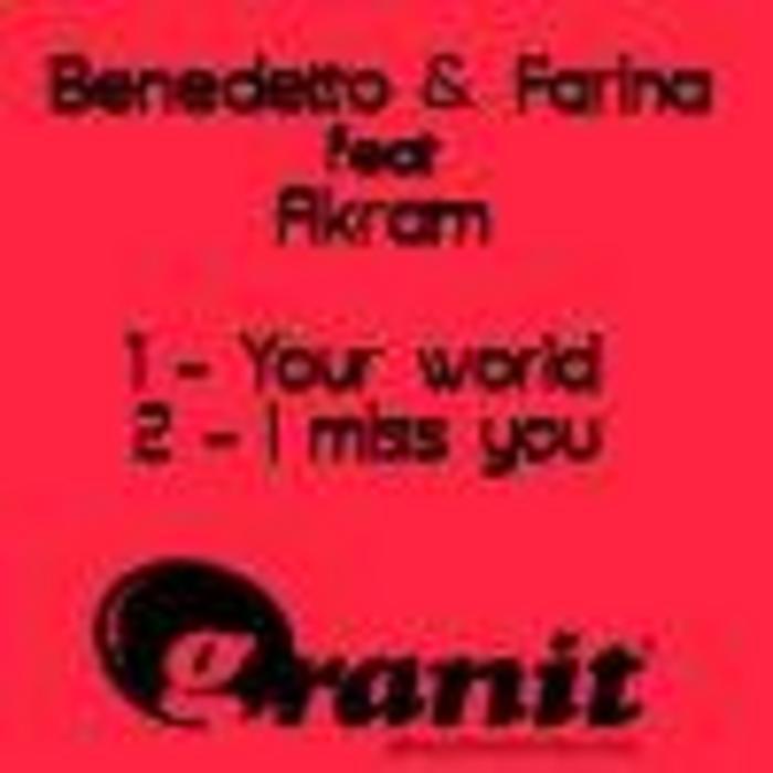 BENEDETTO/FARINA - I Miss You