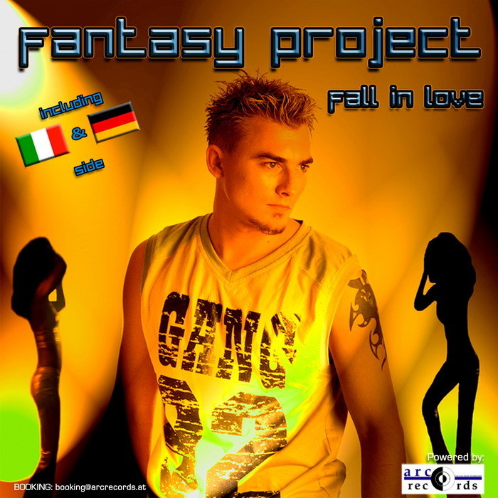 FANTASY PROJECT - Fall In Love