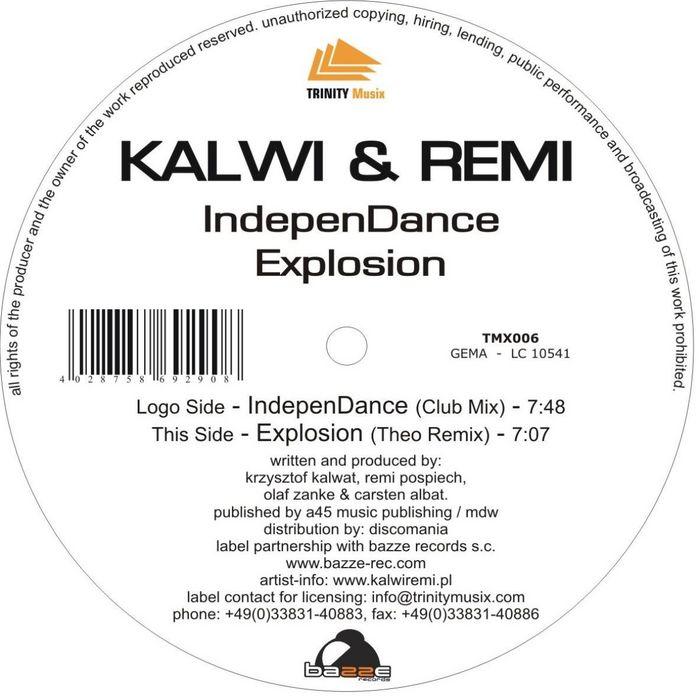 KALWI/REMI - Independance