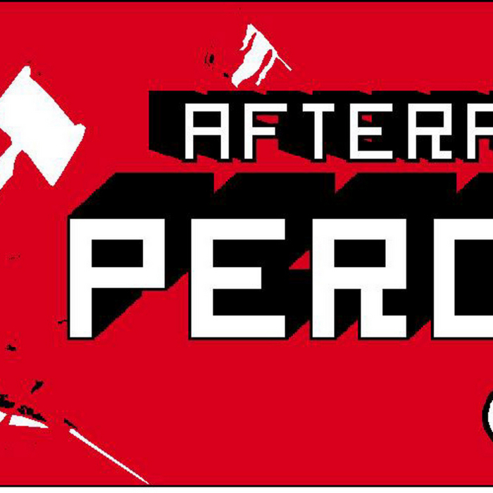 PERCY X - Afterplan