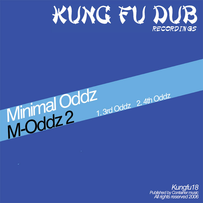 MINIMAL ODDZ - M-Oddz 2
