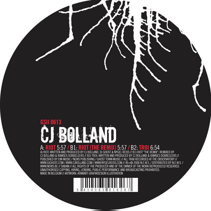BOLLAND, CJ - Riot